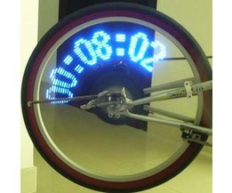 Fietswiel LED Lamp 40 Designs