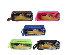 Schoenen Tasjes voor het Reizen
