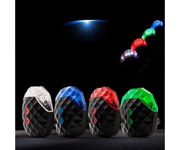 LED Fietsverlichting Voor Achter Laser