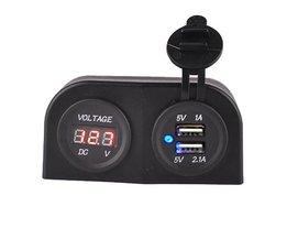 C875 Voltmeter