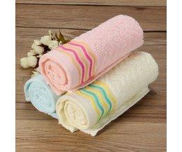 Gekleurde Handdoeken van Katoen
