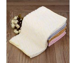 Zachte Handdoek van Bamboe