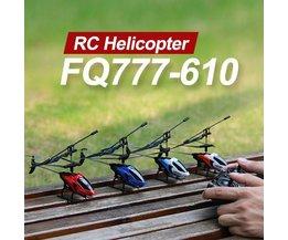 Bestuurbare Helikopter in Meerdere Kleuren