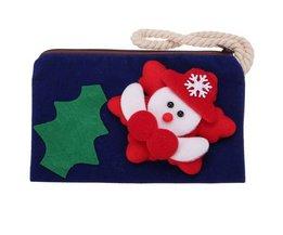 Portemonnee voor Kerst
