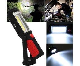 Magneet LED Zaklamp In Twee Kleuren