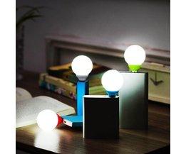 Mini USB Nachtlampjes
