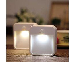 Sensorlamp Batterij