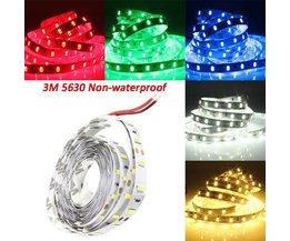 Flexibele LED Strip In Verschillende Kleuren 3M