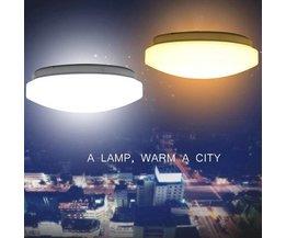 Moderne Ronde LED inbouw plafondlamp 15W