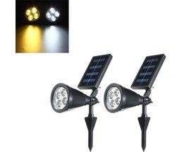 LED Solar Tuinverlichting