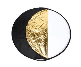 Opvouwbare Fotografie Studiolamp Reflector