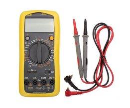 Goedkope Digitale Elektrische Multimeter