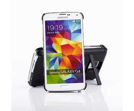 Draagbare reservebatterij voor Samsung Galaxy S5 4200mAh