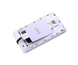 Draadloze oplader met USB