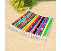 Uitwasbare Stiften 18 Stuks