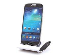 3 in 1 Dock Samsung Galaxy Oplader