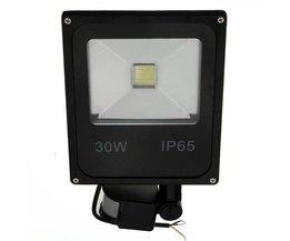 30W LED Schijnwerper Met Sensor