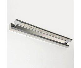 Langwerpige LED Spiegellamp Voor In De Badkamer