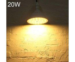 E27 20W LED Lamp