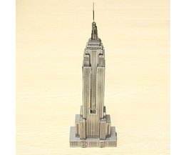 PIECECOOL 3D Puzzel Empire State Building