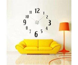 Clock DIY Sticker