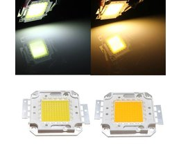 LED Lamp 28-34V 4000lm 80W Wit/Warmwit