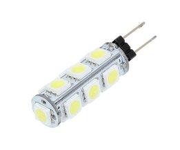 LED G4 Lamp 4,5W 18 SMD 5050 LED 12V
