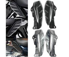 Harley Deflectors voor Meerdere Harley Davidson Types