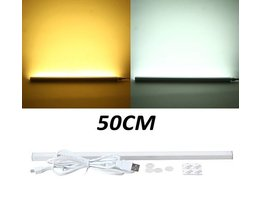 Dimbare Micro USB LED Strip 50CM