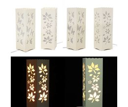 Decoratieve LED lampen voor living of slaapkamer