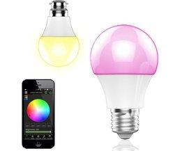 LED Smartlamp Met App Functie