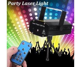 LED Laser Projector