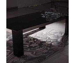 Vloerbeschermer met Decoratief Patroon
