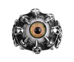 Ring met Punk Design
