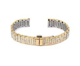 Gouden of Zilveren Horlogeband