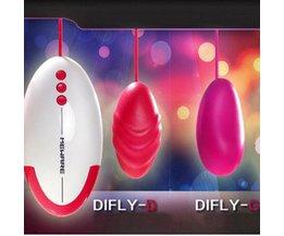 Meware Egg Vibrator In Twee Modellen
