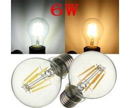 COB Led Lamp Sterkte 6 Watt