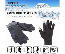 Paar Handschoenen voor Touchscreen