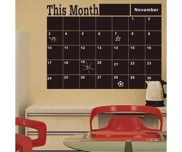 Planbord Maand