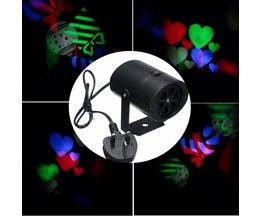 LED Verlichting Podium