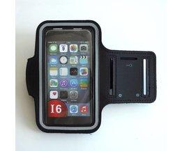 Hardlooparmband voor iPhone