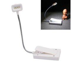 Lampe de Lecture Flexible LED sur l'Énergie Solaire