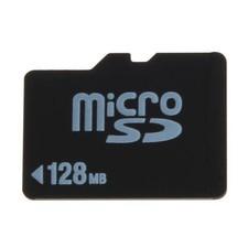 Carte Micro SD 128MB