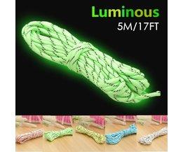 Parachute Rope 5M Luminous
