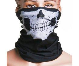 Skull Bandana Echarpe