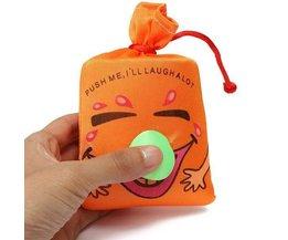 Orange Rire Sac Pour Les Enfants