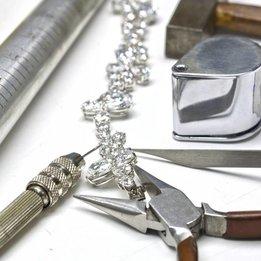 Fabrication de bijoux et de réparation