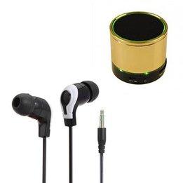 Écouteurs et haut-parleurs