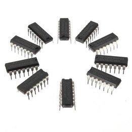 Microcontrôleur de puce