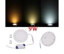 Encastré LED 9W Dimmable